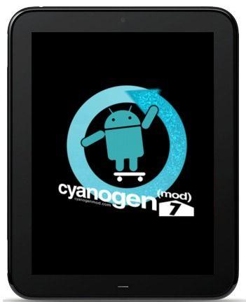 Android en HP TouchPad más fácil que nunca, dual boot ACME