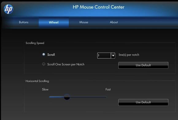 HP Wi-Fi Mobile Mouse 32