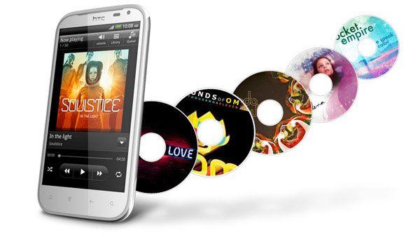 HTC Sensation XL, smartphone con sonido Beats Audio 30