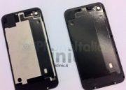 Carcasa trasera iPhone 4S vs iPhone 4