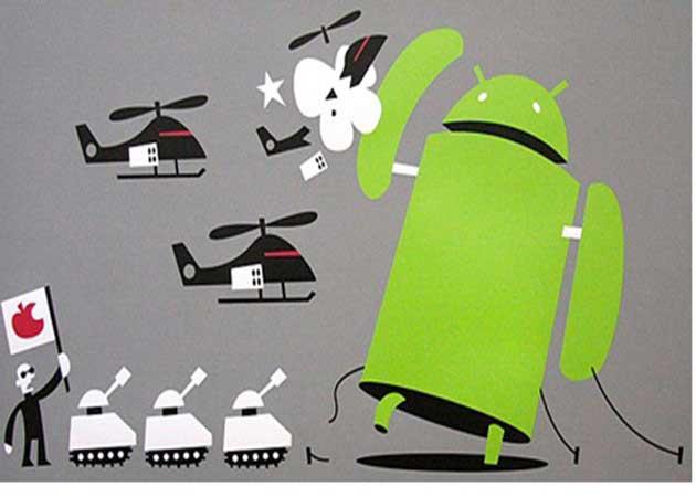 Android fue la última gran obsesión de Steve Jobs