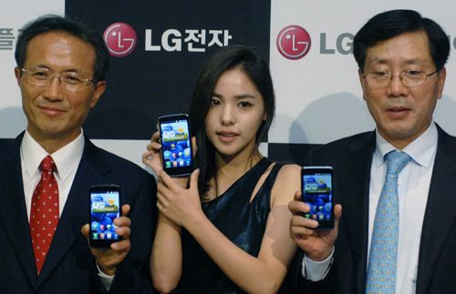 LG anuncia pantalla AMOLED killer, True HD IPS