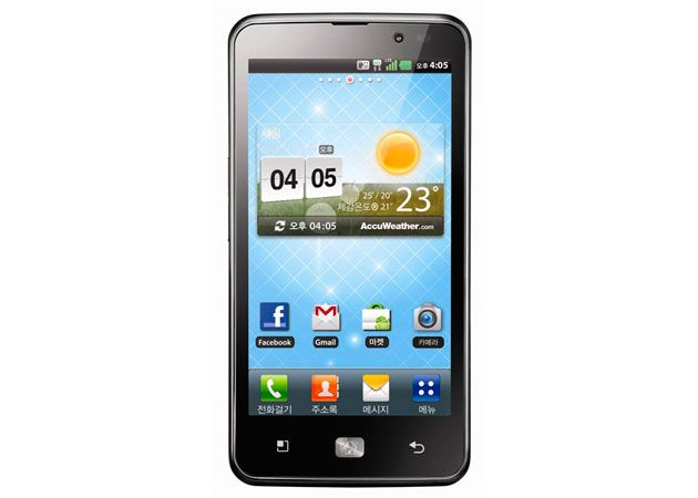 LG Revolution 2, smartphone con panel True HD IPS 33