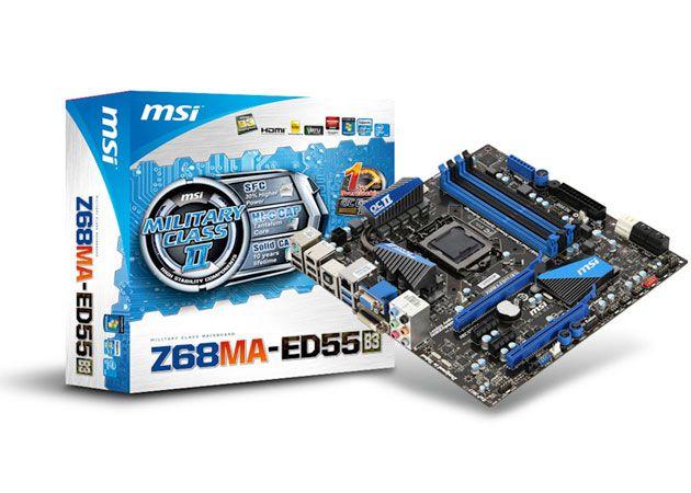 MSI Z68MA-ED55(B3)
