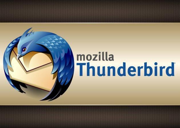 Thunderbird, el gestor de correo hermano de Firefox