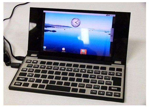 NEC presenta ultraportátil MGX de 7 pulgadas con Android