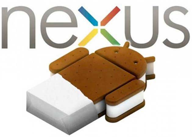 NexusPrimeGoogle Primera imagen del Nexus Prime, presentado la semana próxima para destronar al iPhone 4S
