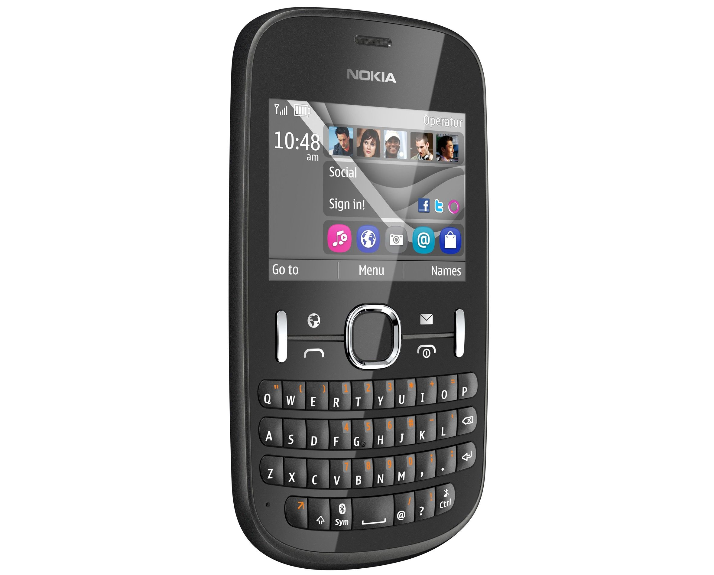 Nokia Asha 200    201  U00bb Muycomputer