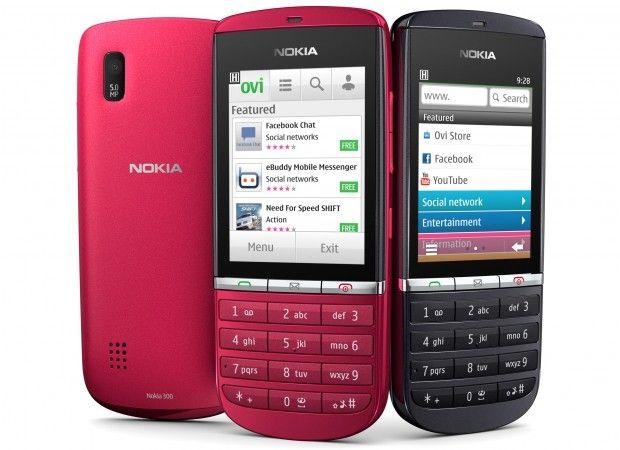 Nokia Asha 300 29