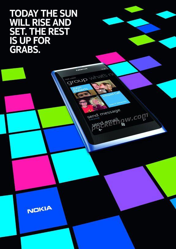 Nokia 800 se deja ver, el primer Windows Phone de la compañía 31