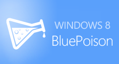 Descubre características ocultas en Windows 8 con BluePoison