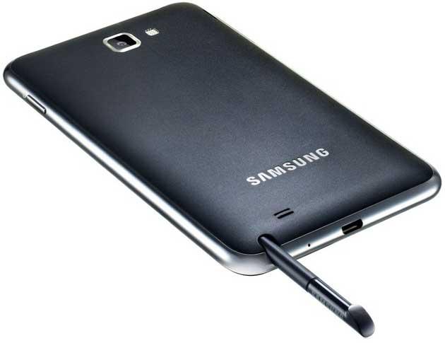 A la venta en Europa el smartphone gigante Galaxy Note N700 de Samsung 30