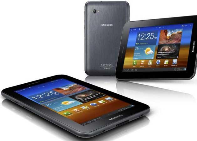 Samsung Galaxy Tab 7.0 Plus a la venta: 399 dólares