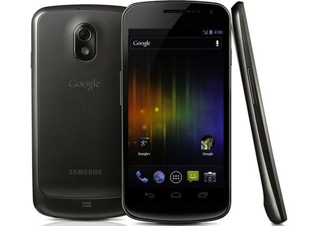 Samsung Galaxy Nexus con Android 4.0 ya es oficial