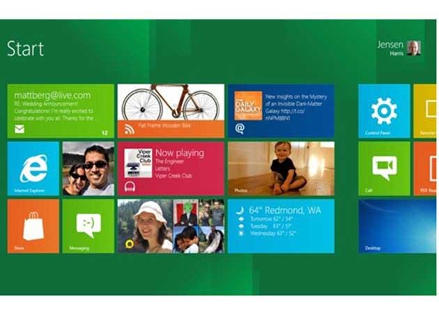 Microsoft explica la muerte del menú de inicio en Windows 8