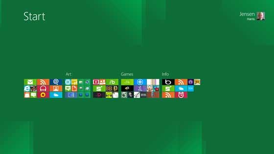 Microsoft explica la muerte del menú de inicio en Windows 8 34
