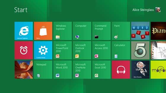 Windows8MenuInicio 5 Microsoft explica la muerte del menú de inicio en Windows 8