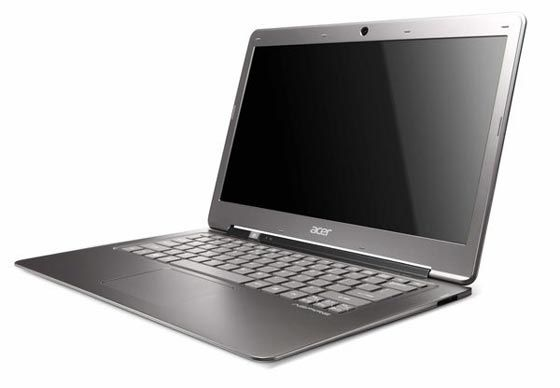 Toma de contacto con el ultrabook Acer Aspire S3 (VIDEO)