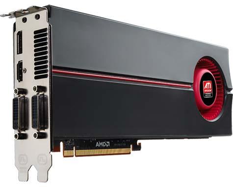 La línea de gráficas AMD Radeon HD 7900 llegará este año