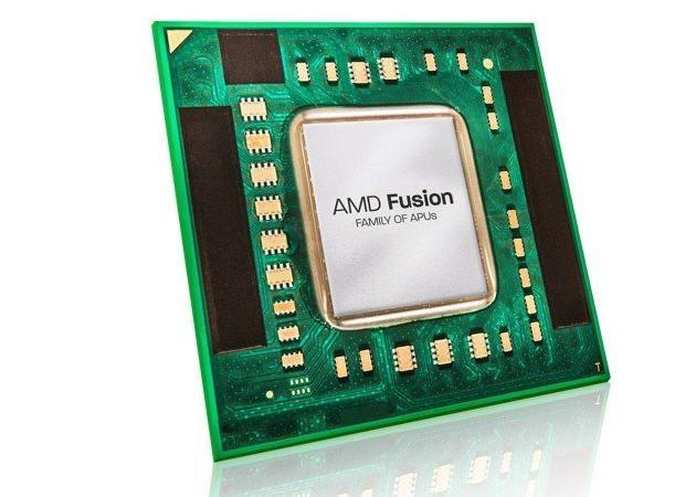 amd fusion AMD presenta sus primeros chips gráficos de 28 nm