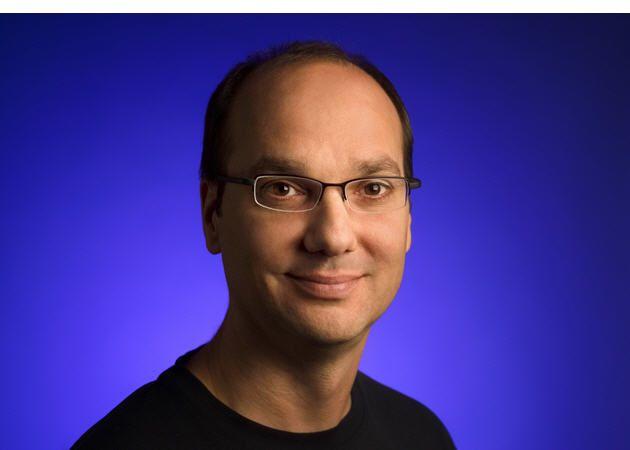 Andy Rubin, responsable de Android, duda de la validez de Siri