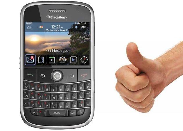 ¿Fin de la crisis en Blackberry? Restauración gradual de servicios