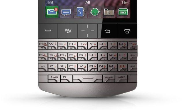 BlackBerry Porsche Design P'9981 33