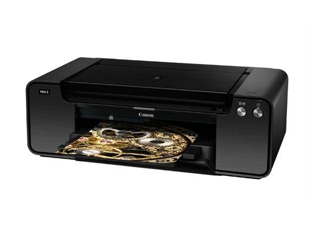 Canon PIXMA PRO-1, impresora fotográfica de alta calidad