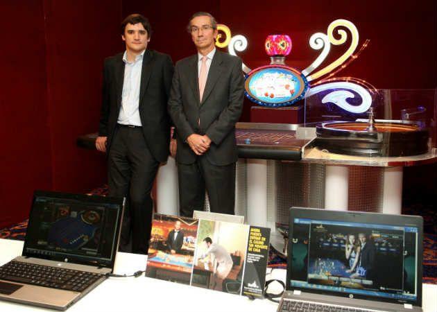 casino granmadrid El primer casino legal en España abre sus puertas