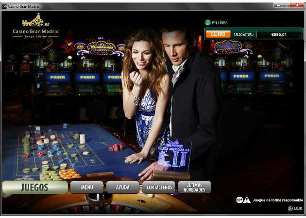 El primer casino on-line legal en España abre sus puertas
