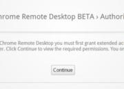 Chrome Remote Desktop, controla tu ordenador desde Chrome 42