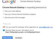 Chrome Remote Desktop, controla tu ordenador desde Chrome 40