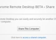 Chrome Remote Desktop, controla tu ordenador desde Chrome 38