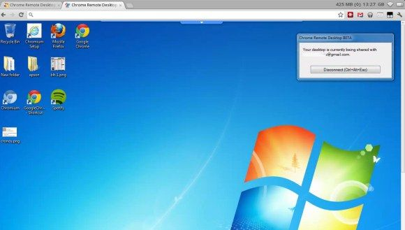 Chrome Remote Desktop, controla tu ordenador desde Chrome