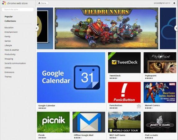 Google renueva el diseño de su Chrome Web Store 30