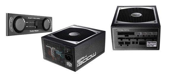 Fuentes Cooler Master Silent Pro Hybrid, silencio para tu equipo