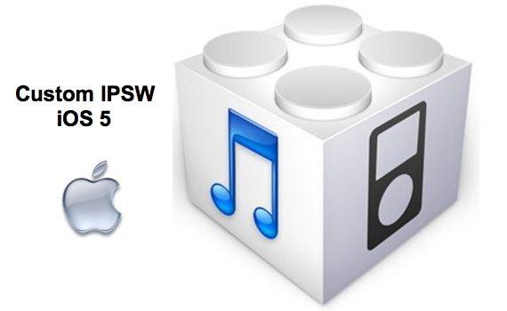Cómo crear un Custom IPSW de iOS 5 sin nuevo baseband desde Mac OS X