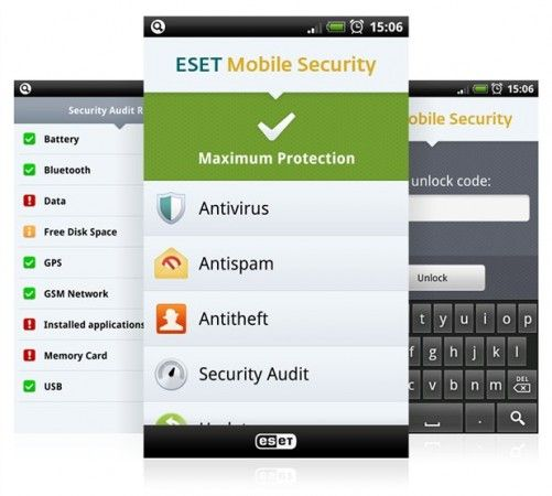 ESET lanza su antivirus para Android