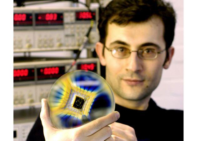 Nueva generación de chips con el 'Big Mac' de grafeno