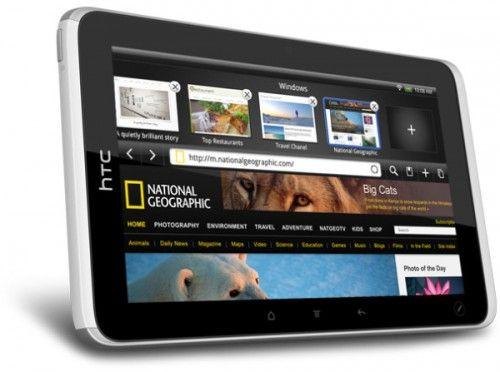 HTC Flyer baja 200 dólares, primera víctima del Kindle Fire de Amazon