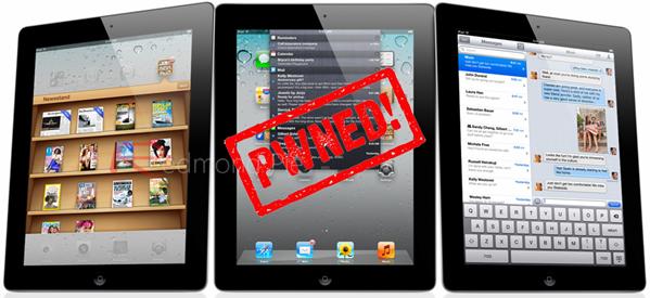 Jailbreak iPad 2 y iPhone 4S sobre iOS 5 (VIDEO)