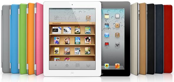 Apple renueva su línea de Smart Cover para iPad 2, nuevos colores