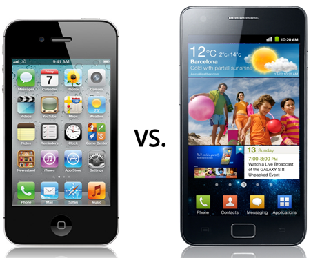 Comparativa grabación vídeo 1.080p – iPhone 4S vs Galaxy S II