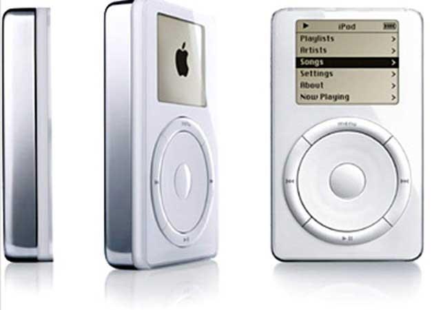 El iPod cumple diez años revolucionando la industria musical