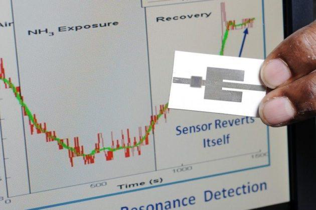 Científicos crean detectores de bombas impresos en papel 33