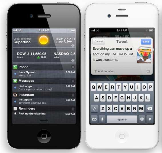 iPhone 4S vende cuatro millones de unidades en tres días, el doble que el iPhone 4