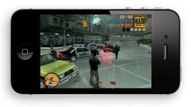 Grand Theft Auto 3 tendrá versión para móviles