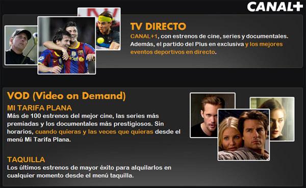 Jazzbox pondrá Canal+ en tu casa vía Internet por 10,95  € al mes
