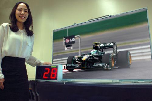 LG desarrolla el panel TV LCD más eficiente del mundo, ¡47 pulgadas - 28W! 28
