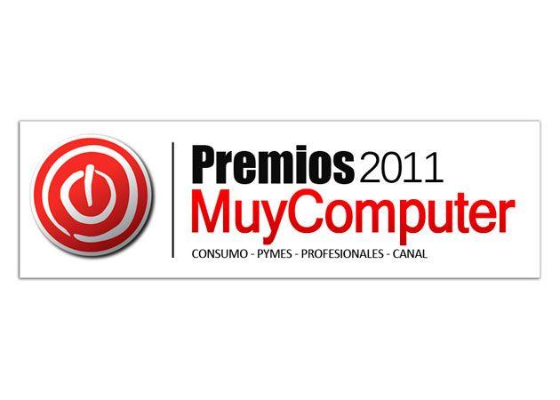 Ganadores de los Premios MuyComputer 2011